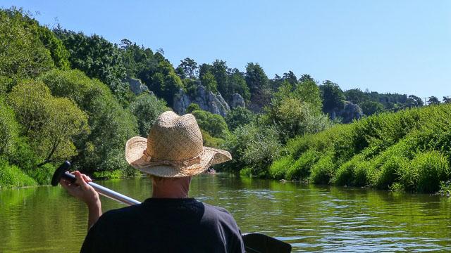 Kanutour Naturpark Altmühl